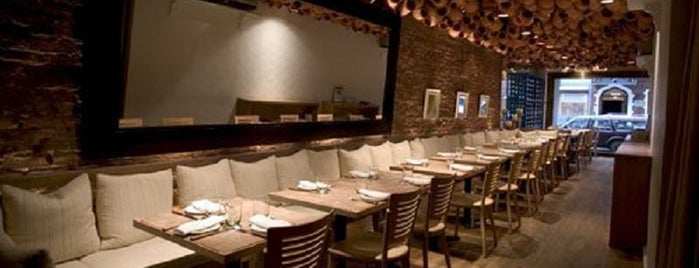 Pylos is one of 10 Best Authentic European Restaurants in NYC.