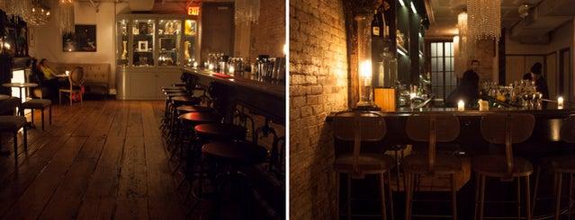 Fig. 19 is one of Hidden Bars & Restaurants in NYC.