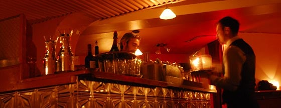 Little Branch is one of Whisky Bars @ NYC & Boston.