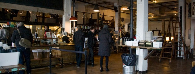 Brooklyn Roasting Company is one of Freelance Coffee Shops.