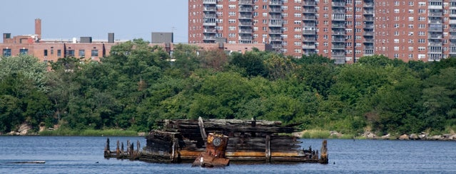 Coney Island Creek Park is one of Atlas Obscura Brooklyn.