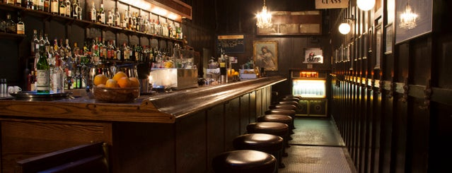 Dutch Kills is one of Hidden Bars & Restaurants in NYC.