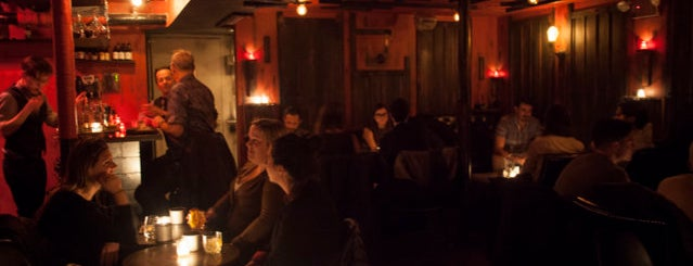Dead Drop is one of Hidden Bars & Restaurants in NYC.