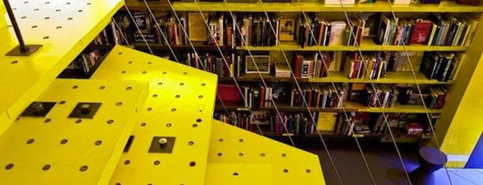 Van Alen Books is one of gone.