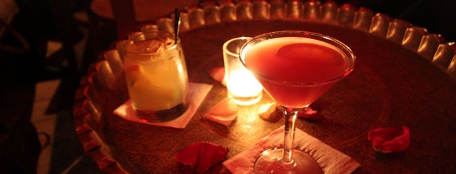 Shalel Lounge is one of Hidden Bars & Restaurants in NYC.