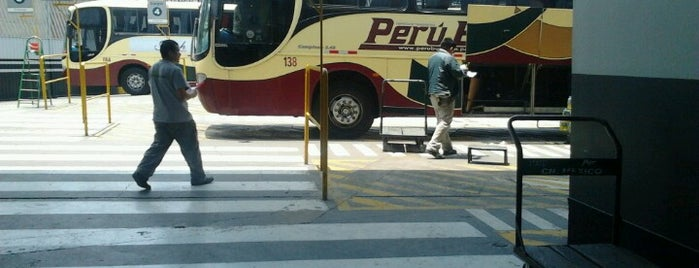 Soyuz / Perú Bus is one of Posti salvati di Beatriz.