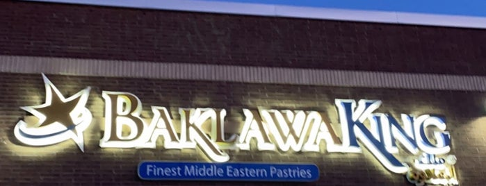 Baklawa King is one of Toronto.