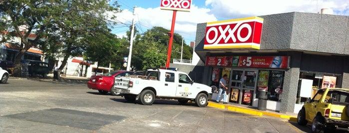 Oxxo is one of Tempat yang Disukai Roger.