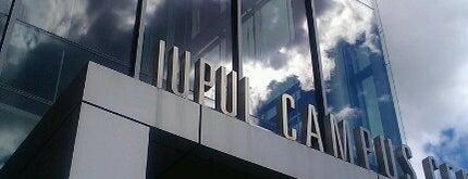 IUPUI:  Campus Center (CE) is one of Tempat yang Disimpan Elizabeth.