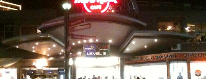 Hard Rock Cafe Sydney is one of Sydney Favorites.