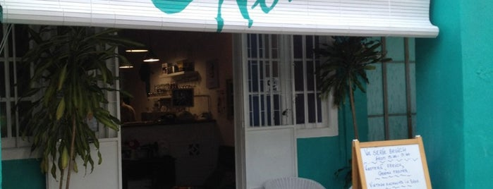 Chez Nous Cafe is one of Cafe Hop PG.