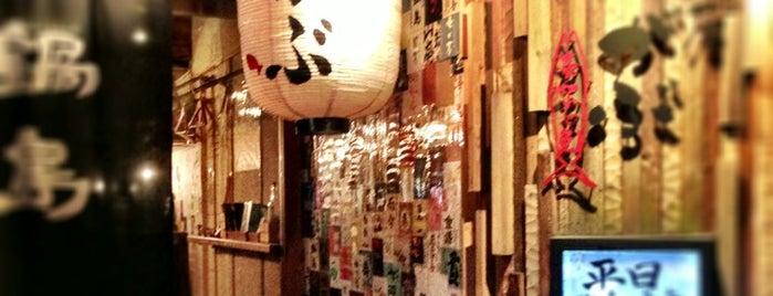魚屋 がぶ is one of Tokyo Casual Dining.