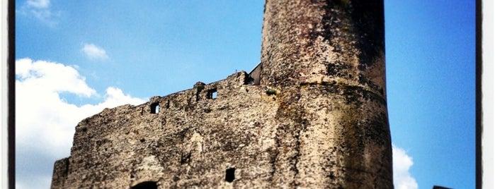 Burg Landshut is one of Around Rhineland-Palatinate.