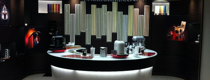 Nespresso Boutique is one of Pelin 님이 좋아한 장소.