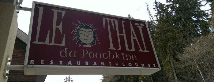 Le Thai is one of Switzerland 🇨🇭.