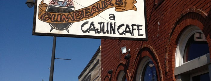 Gumbeaux's Cajun Cafe is one of Atlanta.