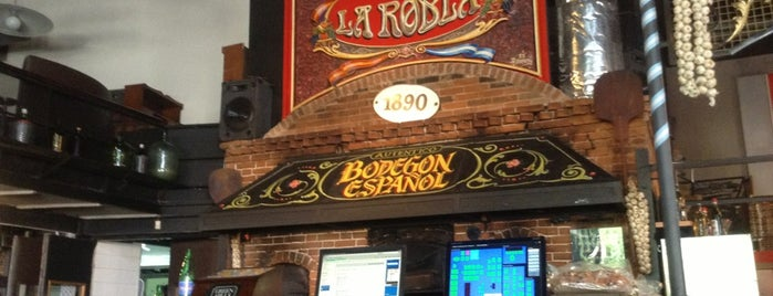 La Robla is one of Favorite restaurants in Buenos Aires, Argentina.
