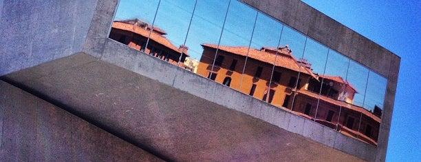 MAXXI Museo Nazionale delle Arti del XXI Secolo is one of Rome / Roma.