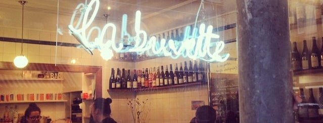 La Buvette is one of To-Visit (Natural Wine in Paris).
