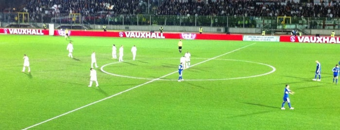 Stadio Olimpico di Serravalle is one of Big Matchs's Today!.