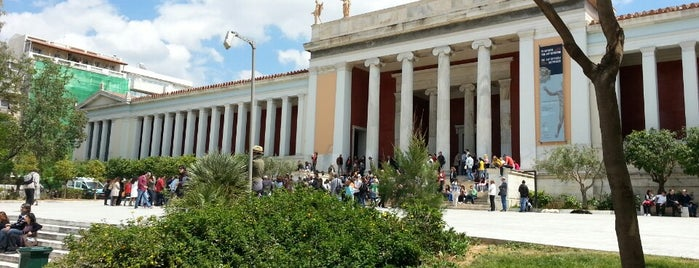 National Archaeological Museum is one of [To-do] Athens.