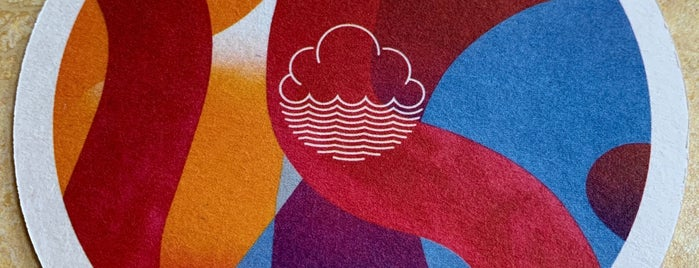 Cloudwater Brew Co. is one of Beer / Ratebeer's Top 100 Brewers [2019].