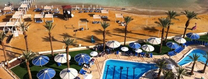 Crowne Plaza Hotel - Dead Sea is one of Jerusalem.