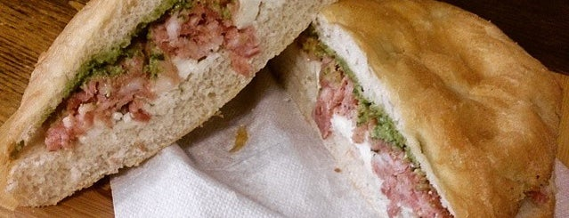 Il Panino del Chianti is one of Eat in Florence.