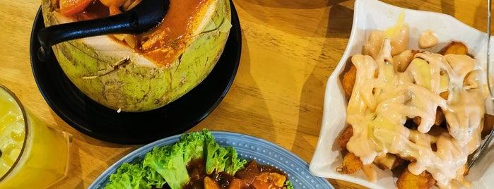 Miker Food @ Padang Ipoh is one of Nasrul 님이 좋아한 장소.