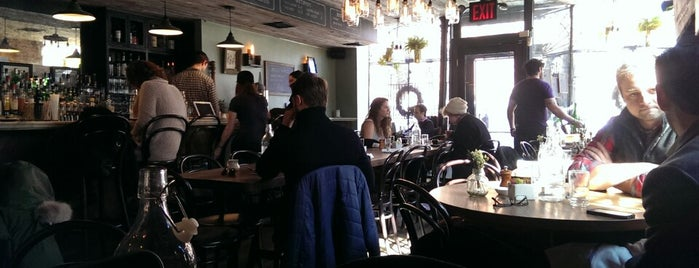 Rucola is one of The Boerum Hill List by Urban Compass.