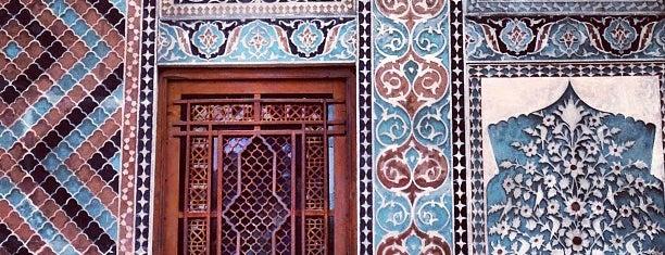 Şəki Xan Sarayı | Sheki Khan's Palace is one of Tempat yang Disimpan Musa.