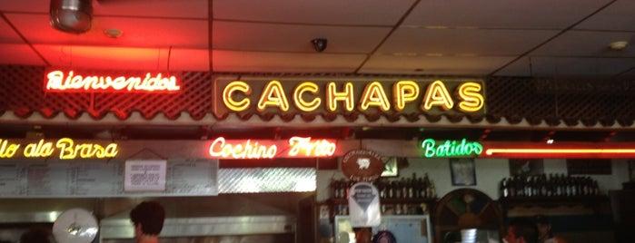 Restaurant Chicharronera Los Pinos is one of Orte, die Maru gefallen.