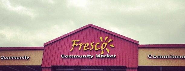 Fresco Community Market is one of Orte, die Jake gefallen.
