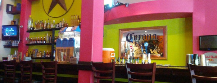 Prickly Pear Taqueria is one of Mexican restaurants.