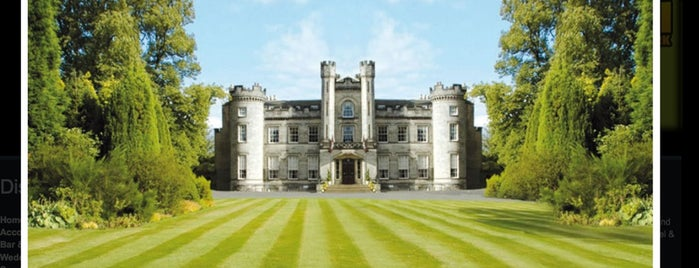 Airth Castle Hotel is one of Paranormal Sights.