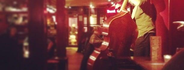 MONK La Taverne de Cluny is one of LIVE MUSIC PARIS.