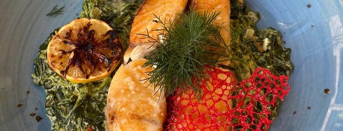 Galista Cafe Restaurant is one of Locais curtidos por Semra.
