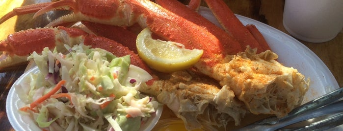 The Crab Shack is one of Food Worth Stopping For.