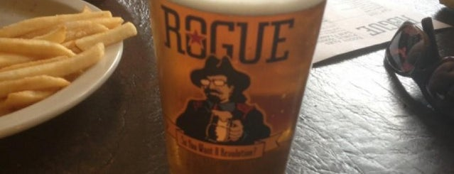 Rogue Ales Public House is one of #adventureSF.