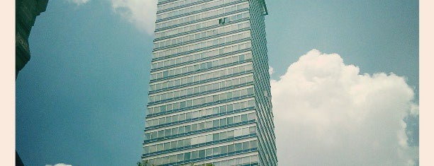 Torre Latinoamericana is one of Ciudad de México.