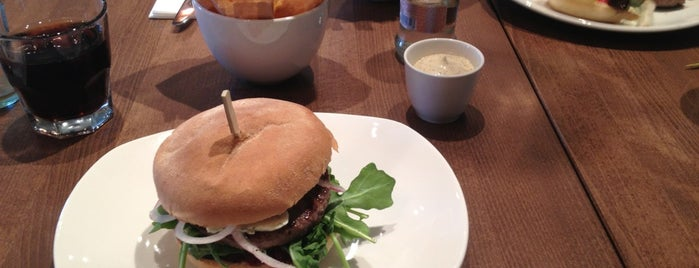 Ellis Gourmet Burger is one of Burgers Around the World.