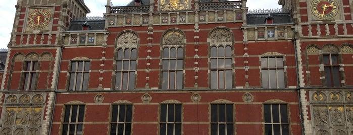 Amserdam centraal, 3e Verdieping is one of amsterdam.