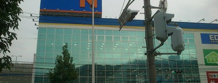 エディオン アルパーク南店 is one of Orte, die ZN gefallen.