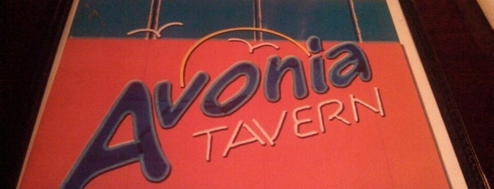 Avonia Tavern is one of Lieux sauvegardés par Dave.