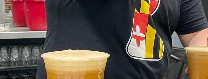 Saints Row Brewing is one of Lugares favoritos de Steven.
