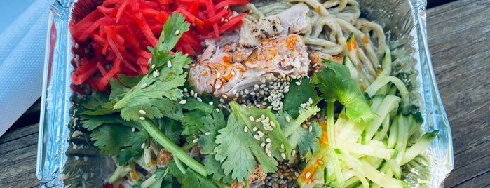 Uzu Ramen is one of Restaurants.