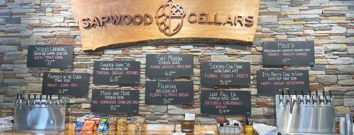 Sapwood Cellars is one of Baltimore.