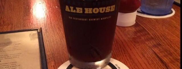Pratt Street Ale House is one of Baltimore Sun's 50 Best Bars (2013).