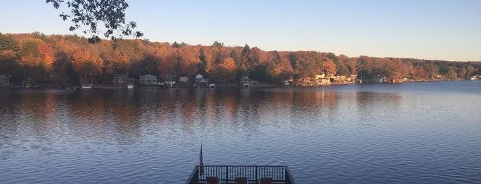 Findley Lake is one of Gespeicherte Orte von Lizzie.