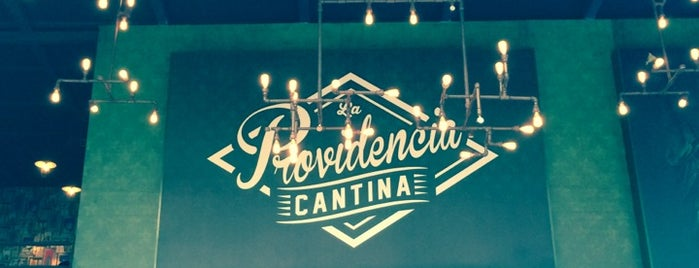 La Providencia Cantina is one of Locais curtidos por Marteeno.